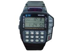 Brando Workshop MR1002 Multimedia Remote Watch