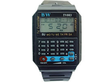 Brando Workshop TV003 TV Remote Watch