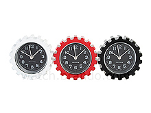 Mini Gear Wheel Clock
