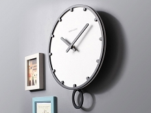 Simple Modern Swing Clock