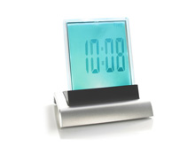 7 Color LCD Digital Alarm Clock