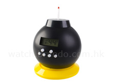 Bomb Alarm Clock with Money Saver