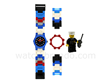 The LEGO CITY Kids Watch Series - Policeman