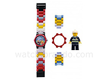 The LEGO CITY Kids Watch Series - Fireman