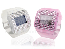 Bling Bling Digital Watch