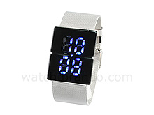 LED Watch Mesh Bracelet