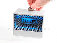 Money Saver Floating Clock