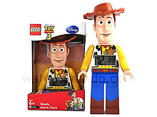 The LEGO X Alarm Clock X TOY Story - Sheriff Woody