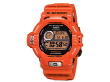 Casio G-Shock MEN in Rescue Orange (G-9200R-4)