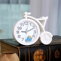 Mini Bicycle Alarm Clock
