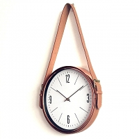 Belt Wall Clock