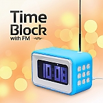 Time Block with FM