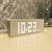 Matrix LED Alarm Clock II