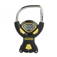 Stanley Clip Watch with Screw Driver and Light