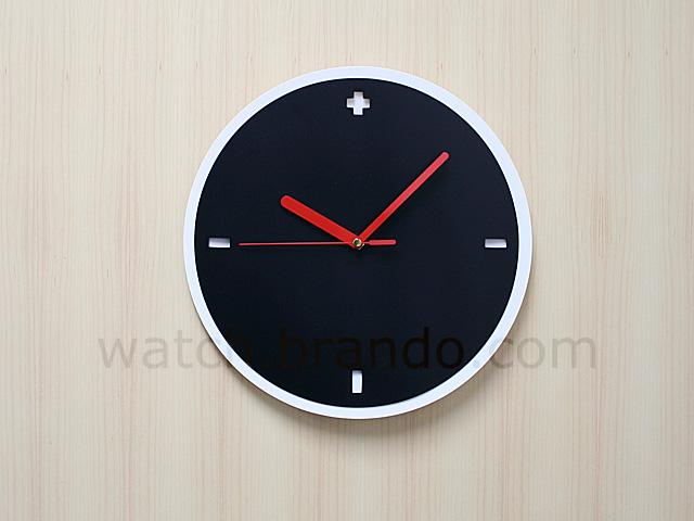 Ultra Thin Plastic Wall Clock