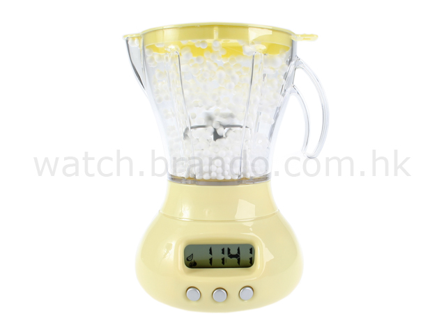 Blender Alarm Clock