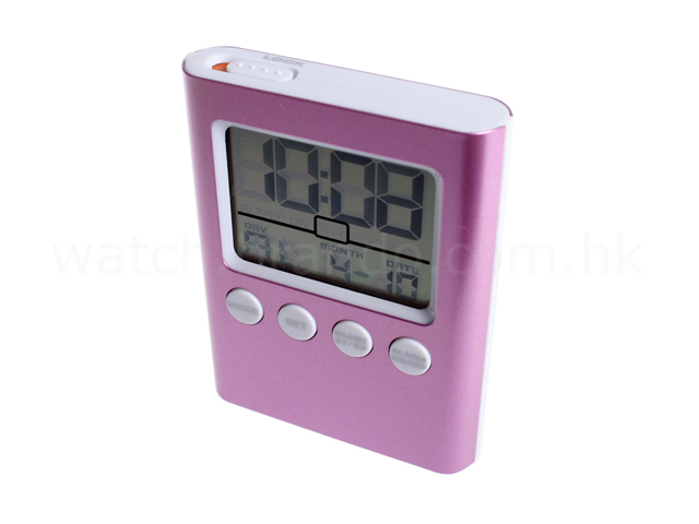 i-Color Handy Alarm Clock