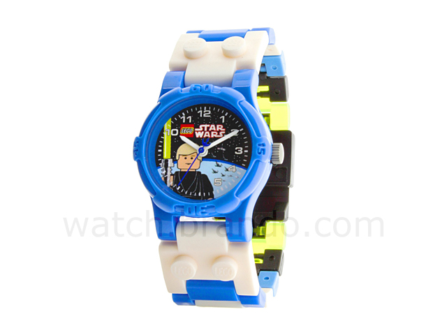 The LEGO Star Wars Kids Watch Series - Luke Skywalker