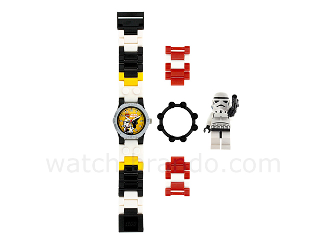 The LEGO Star Wars Kids Watch Series - Imperial Stormtrooper