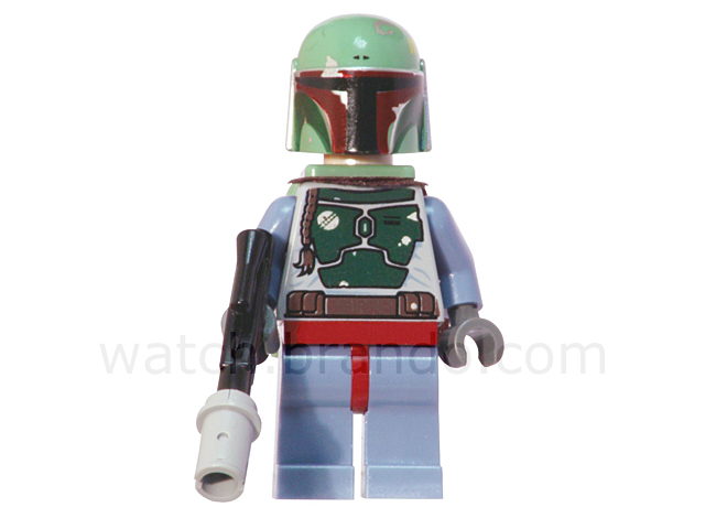 The LEGO Star Wars Kids Watch Series - Boba Fett