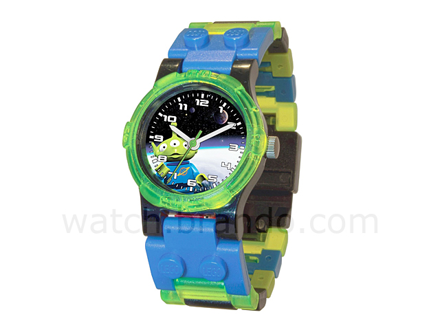 The LEGO Toy Story Kids Watch Series - 3 Eyed Alien