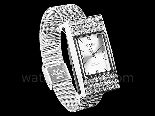 Usb Jewel Watch Flash Drive