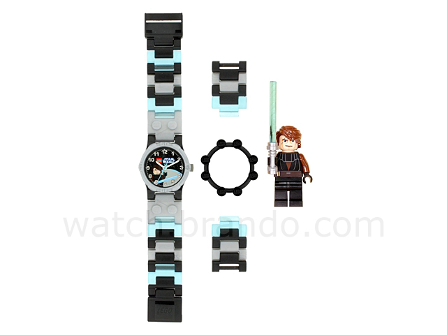 The LEGO Clone Wars Kids Watch Series - Anakin Skywalker