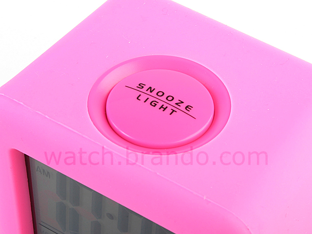 Silicone Time Cube