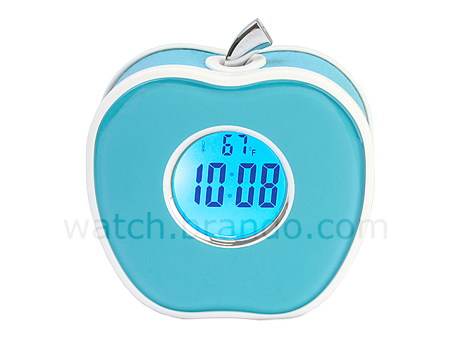 Apple Talking Clock