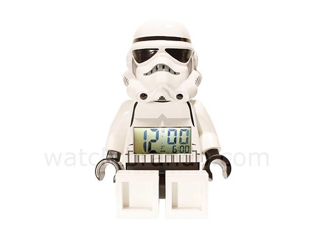 The LEGO X Alarm Clock X Star Wars - StormTropper