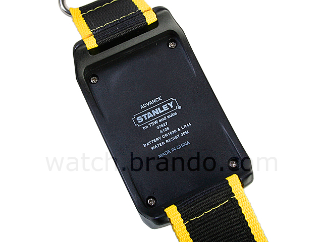 Stanley LED Torch Watch